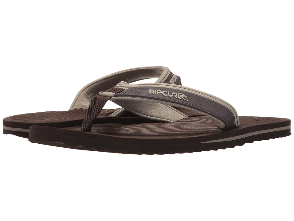 Rip Curl - The Ten by Gabriel Medina (Brown) Men's Sandals