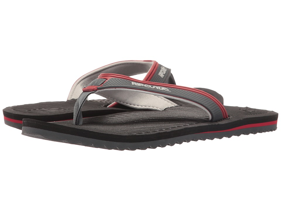 Rip Curl - The Ten by Gabriel Medina (Charcoal Grey) Men's Sandals