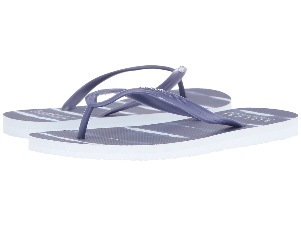 Rip Curl - Shibori Stripe (Navy) Women's Sandals