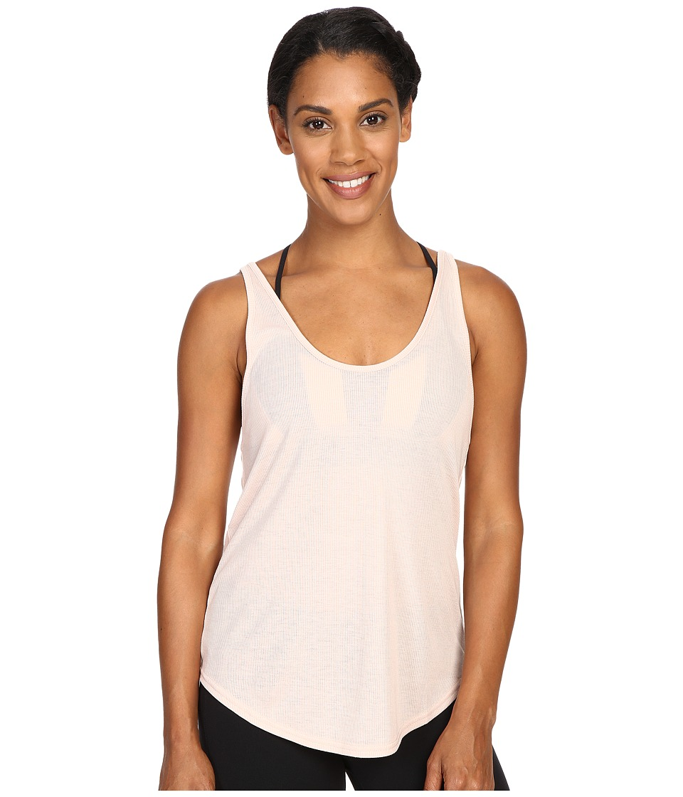 ALO - Sculpt Tank Top (Buff) Women's Sleeveless