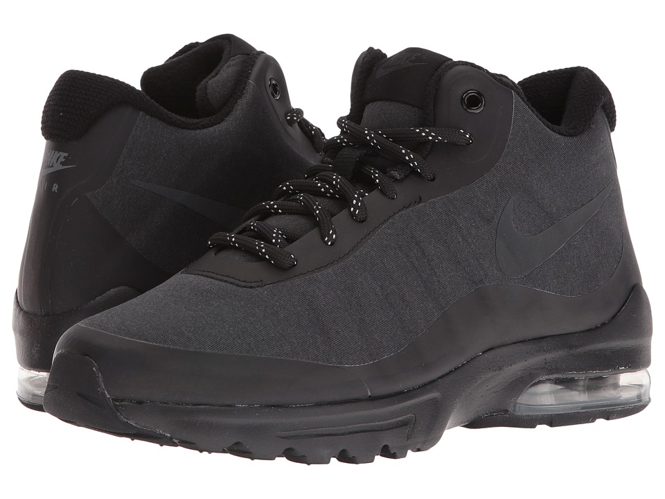 Nike - Air Max Invigor Mid (Black/Metallic Hematite/Anthracite) Women's Shoes