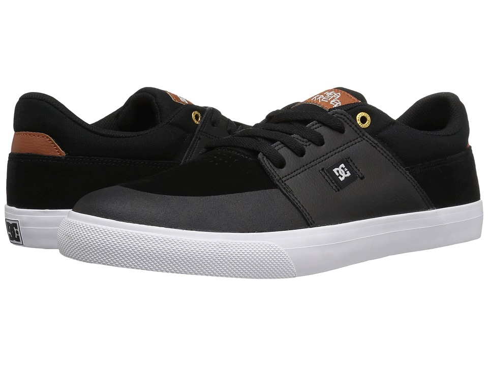 DC Wes Kremer (Black/Brown/White) Men