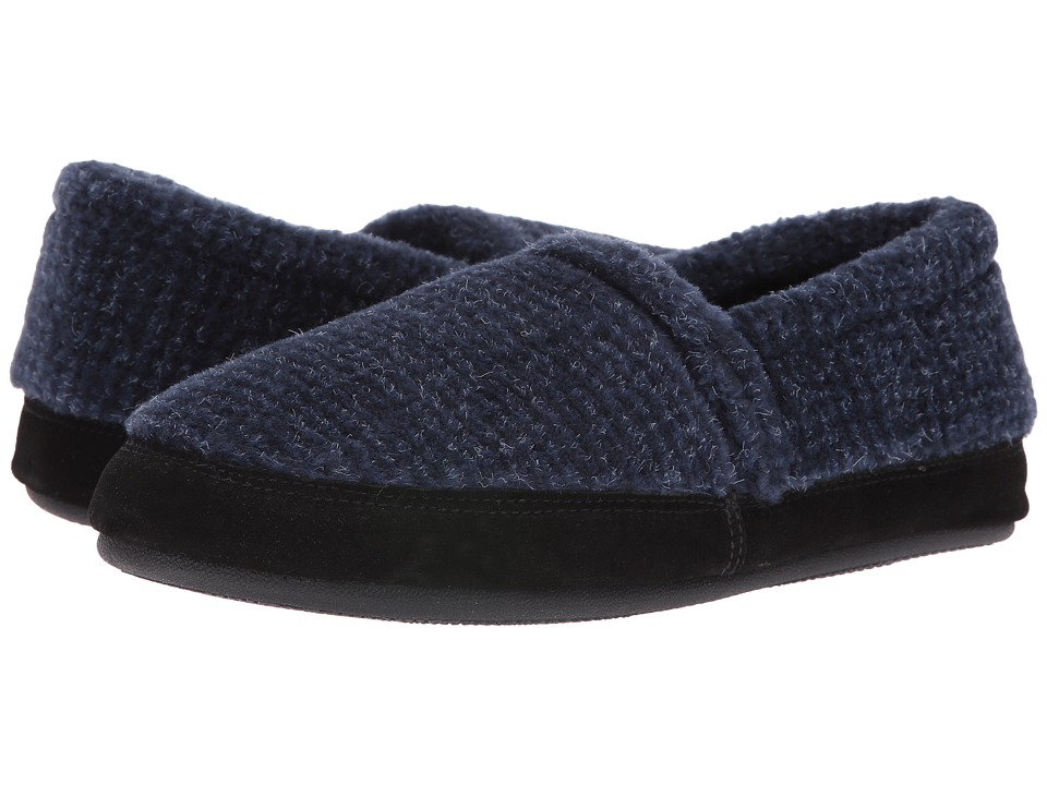 Tempur-Pedic - Stratus 2 (Navy) Men's Slippers