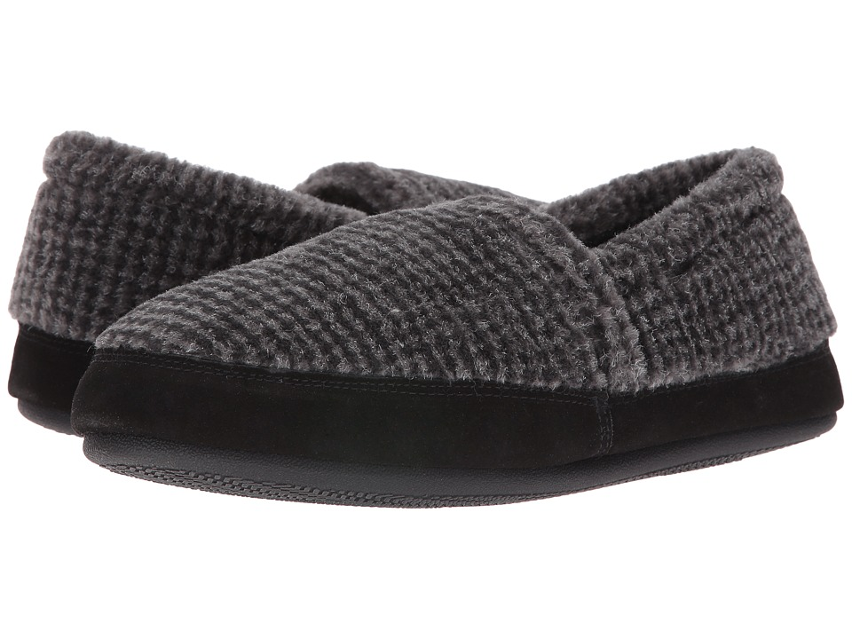 Tempur-Pedic - Stratus 2 (Carbon) Men's Slippers