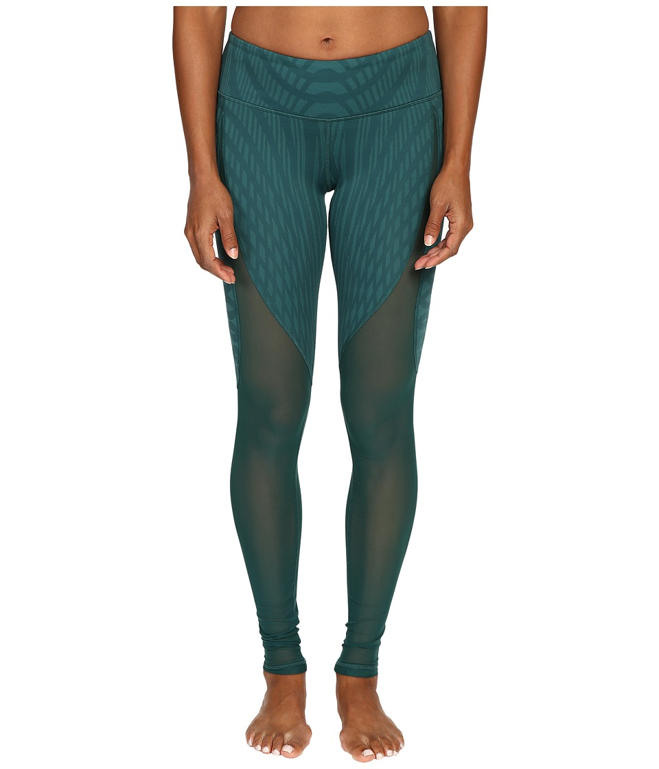 ALO - Motion Leggings (Evermint) Women's Workout