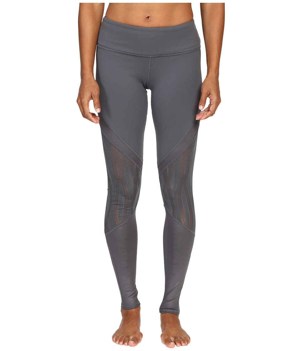 ALO - Vitality Leggings (Slate/Slate) Women's Workout