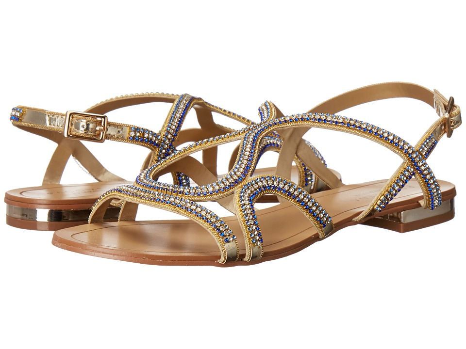 Menbur - Acedera (Blue) Women's Sandals