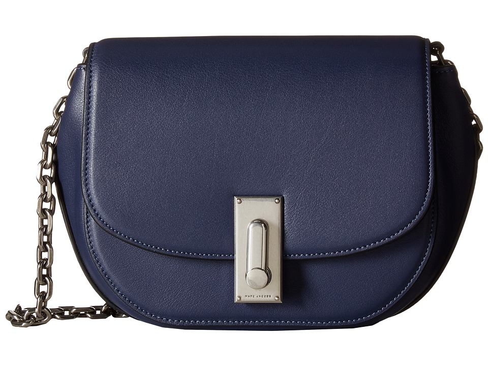 Marc Jacobs - West End The Jane Crossbody (Midnight Blue) Cross Body Handbags