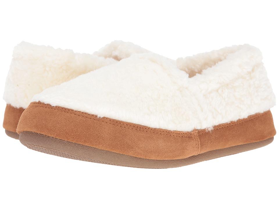 Tempur-Pedic - Cirrus 2 (Cream) Women's Slippers