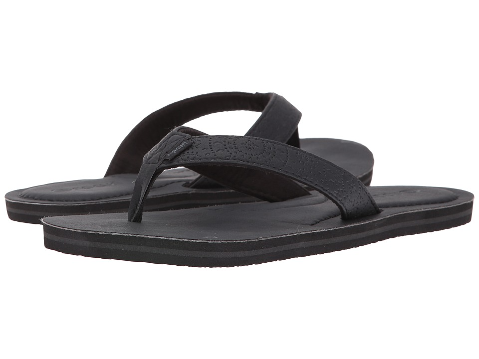 Rip Curl - Offset Girls (Black) Women's Sandals