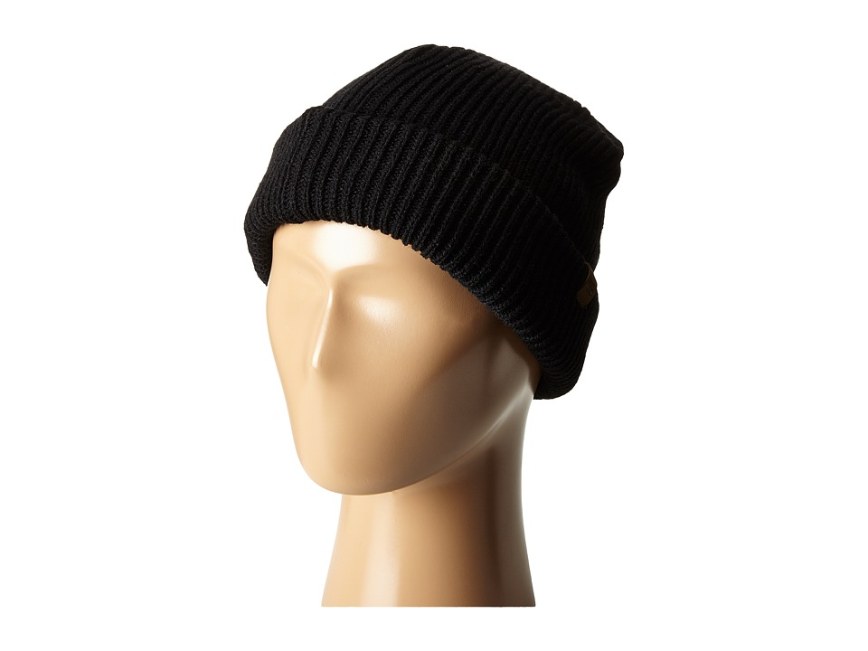 Herschel Supply Co. - Plains Beanie (Black) Beanies