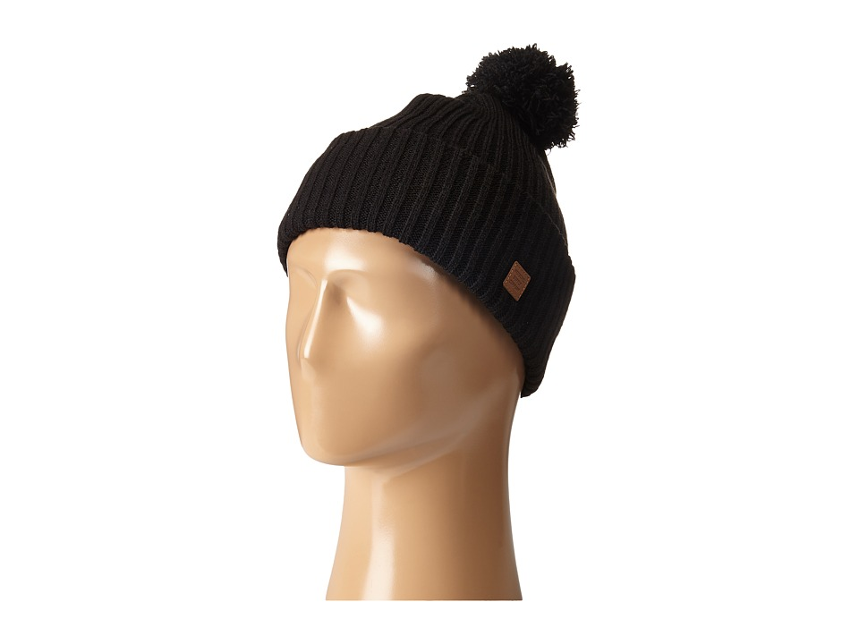 Herschel Supply Co. - Alpine Beanie (Black) Beanies