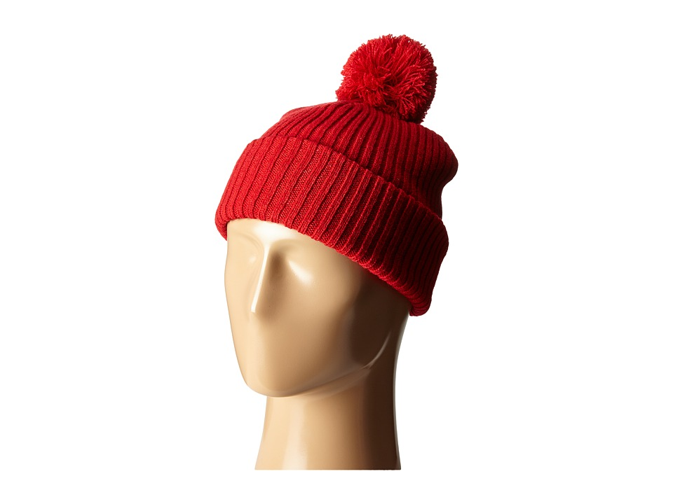 Herschel Supply Co. - Alpine Beanie (Red) Beanies