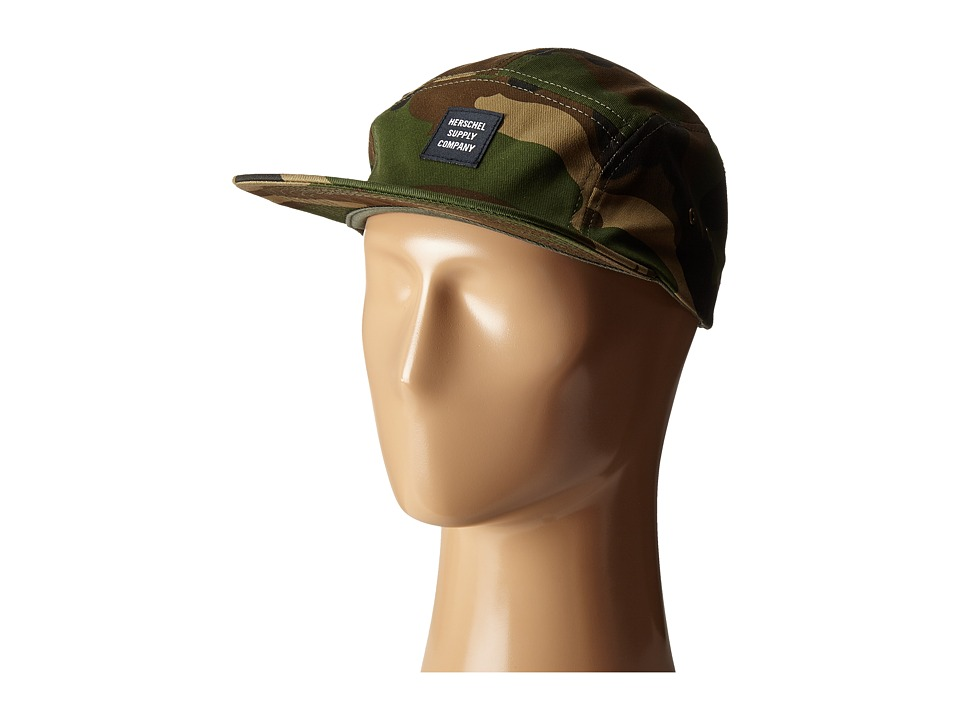 Herschel Supply Co. - Glendale (Camo) Caps