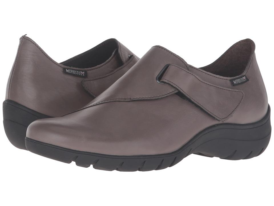 Mephisto - Luce (Dark Grey Silk) Women's Shoes