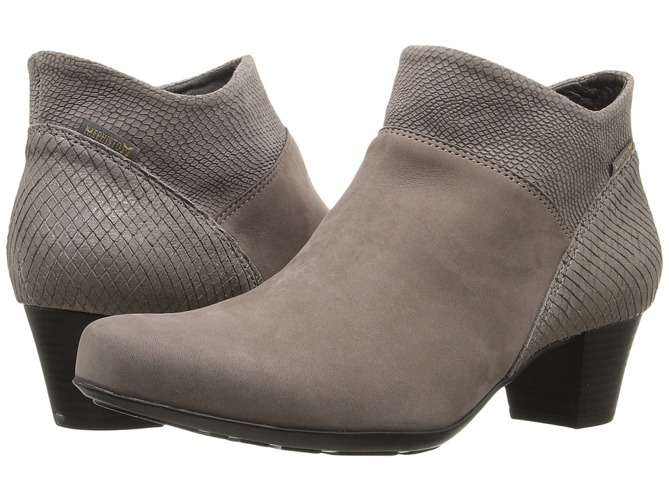 Mephisto - Michaela (Birch Bucksoft/Dark Taupe VIP/Snake) Women's Boots