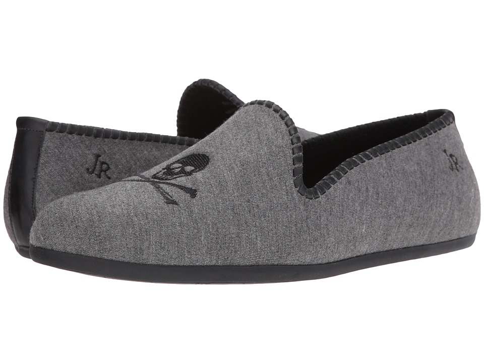 Jack Rogers - Roy (Grey Flannel) Men's Flat Shoes