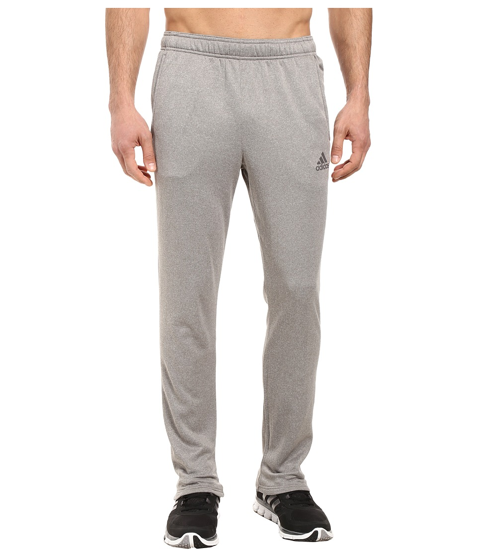 adidas - Ultimate Fleece Pant (Dark Grey Heather/Granite 1) Men's Workout