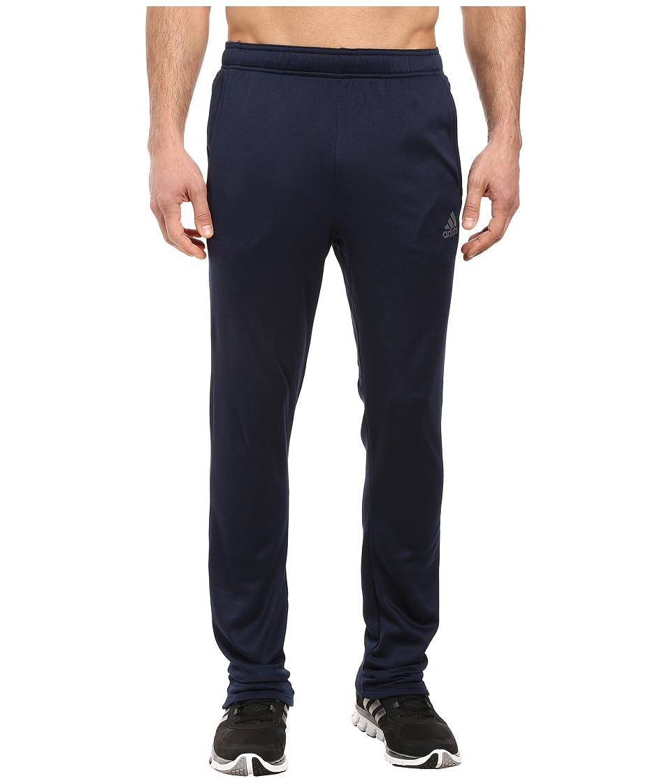 adidas - Ultimate Fleece Pant (Collegiate Navy/Granite) Men's Workout