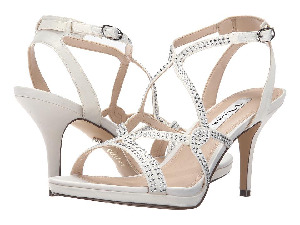 Nina - Varsha (Ivory) High Heels