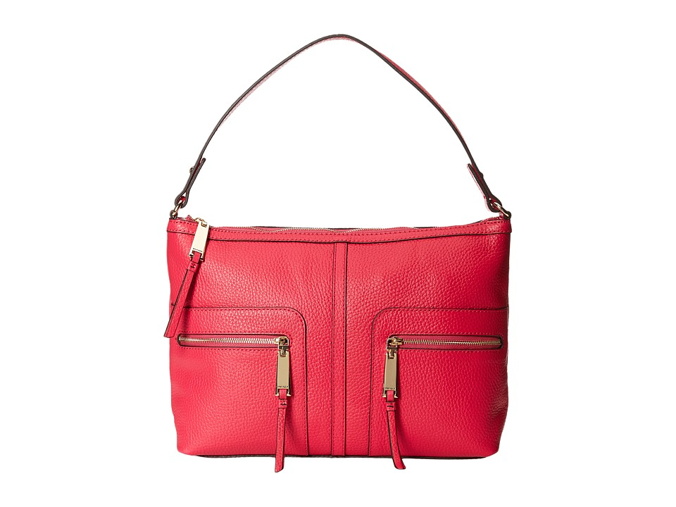 Tommy Hilfiger - Tgroup Zip - Hobo (Raspberry) Hobo Handbags