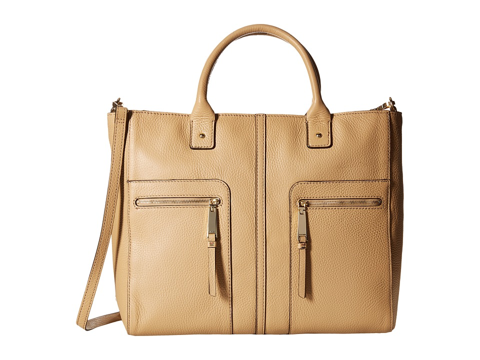 Tommy Hilfiger - Convertible Tote (Sand) Tote Handbags