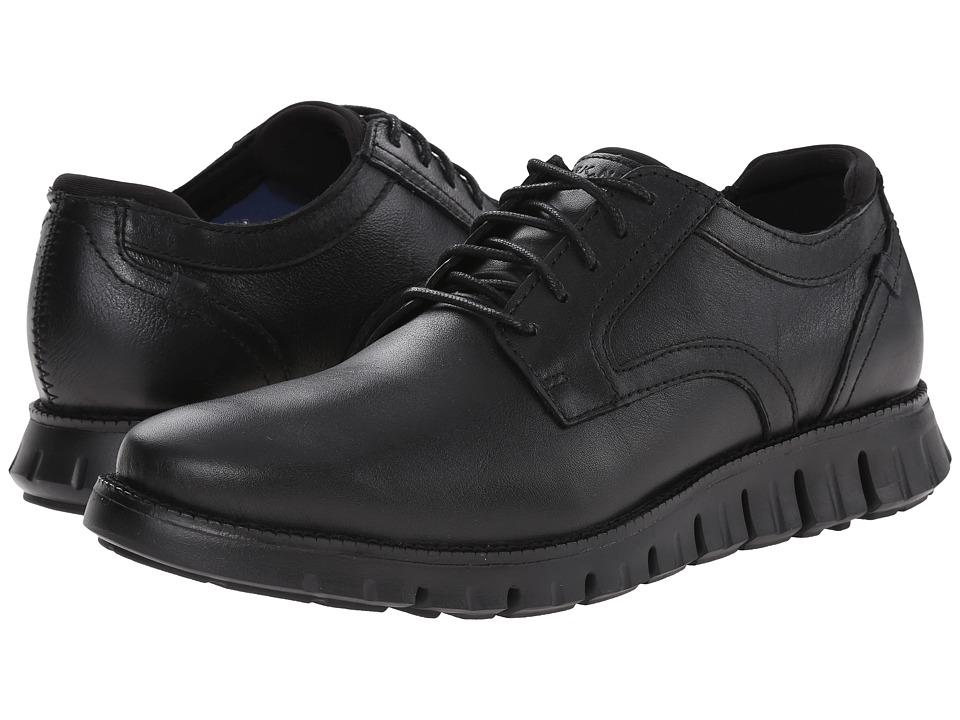 Mark Nason - Ridgeway (Black Dress Leather/Black Welt/Black Bottom) Men's Shoes