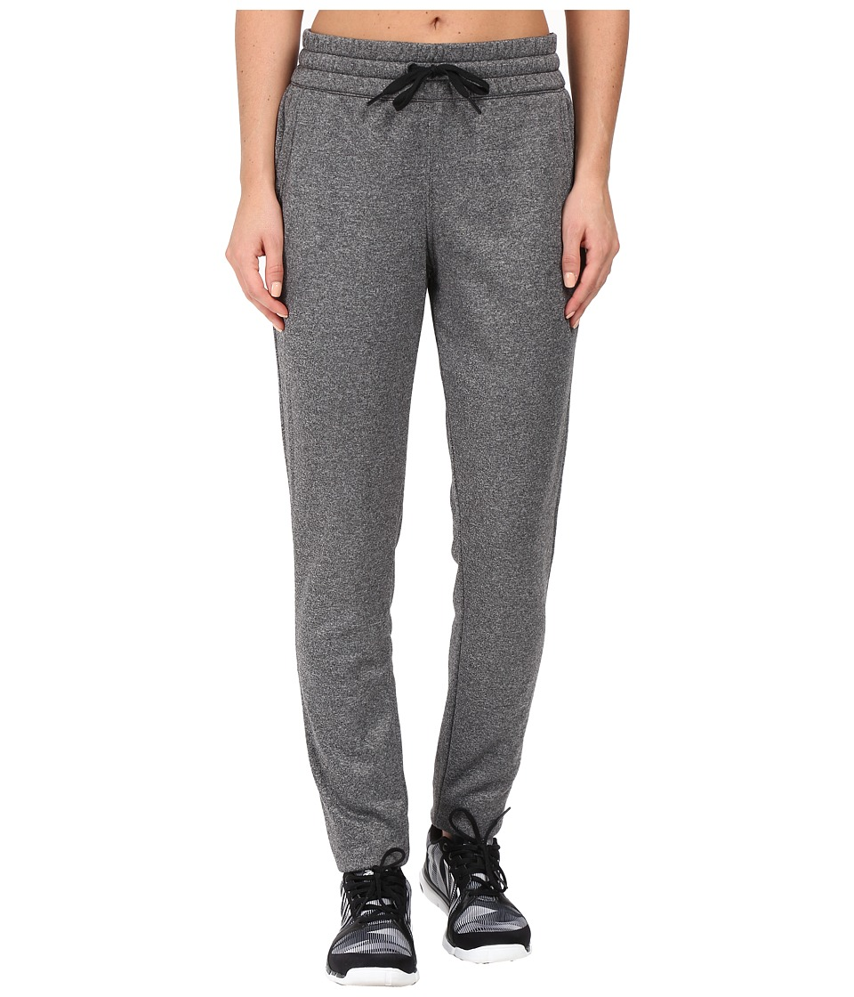 adidas - Ultimate Fleece Pants (Black/Colored Heather) Women's Casual Pants
