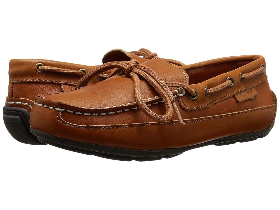 Cole Haan Kids - Grant Driver (Toddler/Little Kid) (British Tan) Boy's Shoes