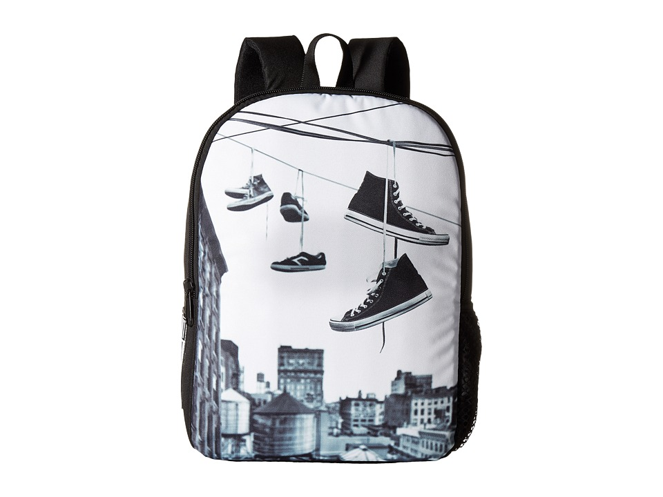 MadPax - Straight Outta Brooklyn: Hanging Shoes (Multi) Backpack Bags