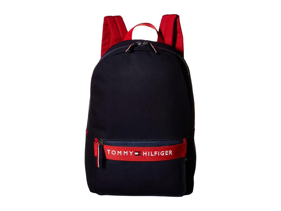 Tommy Hilfiger - TH Sport - Core Plus Backpack (Red/Navy 1) Backpack Bags