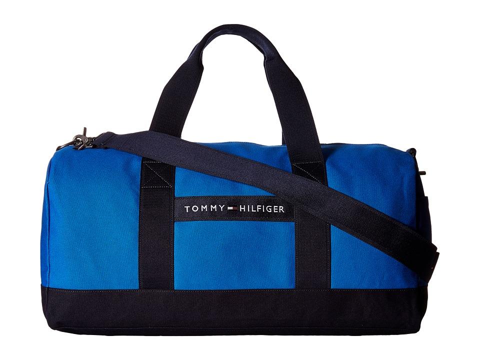 Tommy Hilfiger - TH Sport - Core Plus Medium Duffel (Bright Midnight/Navy) Duffel Bags