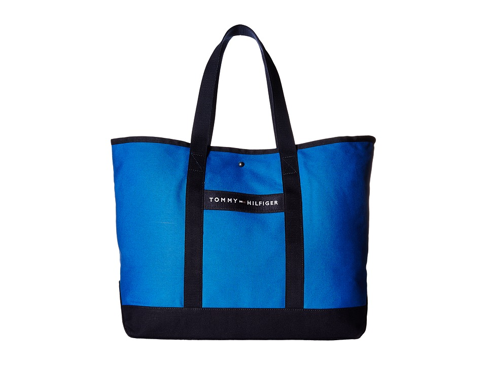 Tommy Hilfiger - TH Sport - Core Plus Tote (Bright Midnight/Navy) Tote Handbags