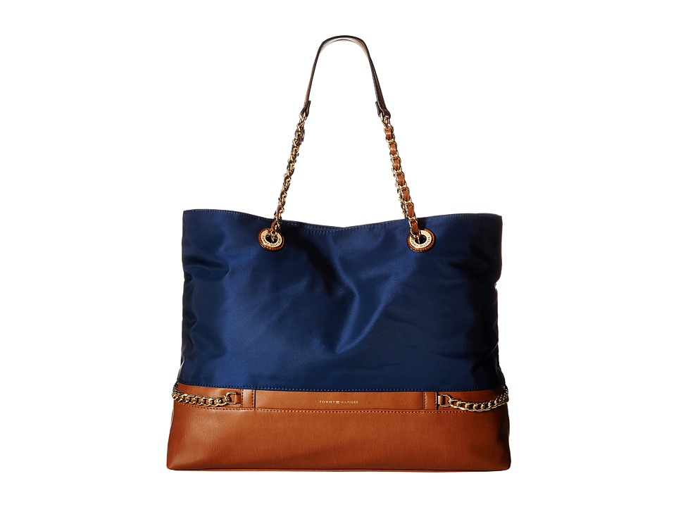 Tommy Hilfiger - Cassidy - Tote (Navy) Tote Handbags