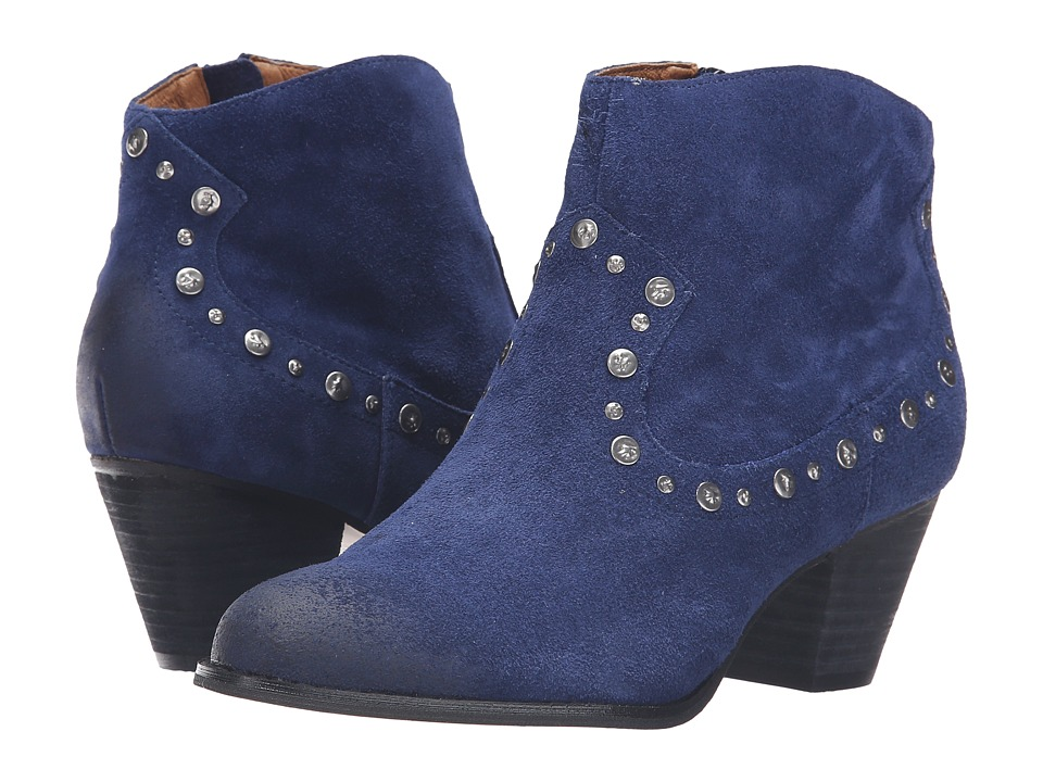 Corso Como - Berkshire (Navy Suede) Women's Shoes