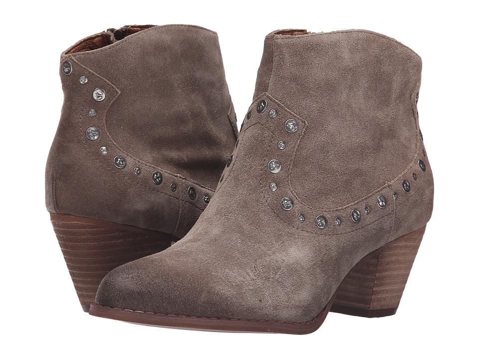 CC Corso Como Berkshire Taupe Split Suede Womens Shoes