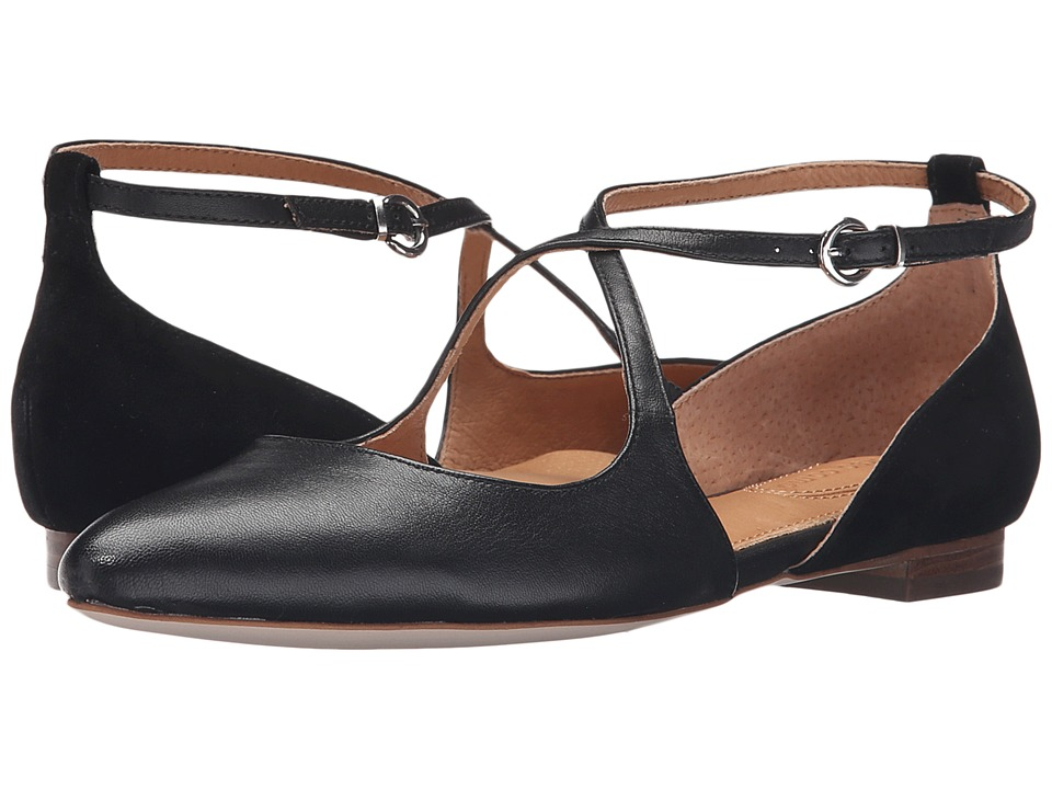 Corso Como - Mandarin (Black Suede) Women's Shoes