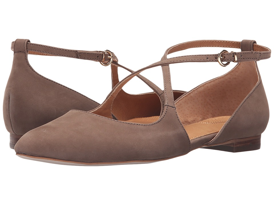 Corso Como - Mandarin (Mid Brown Nubuck) Women's Shoes