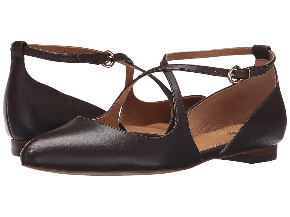 Corso Como - Mandarin (Dark Brown Leather) Women's Shoes