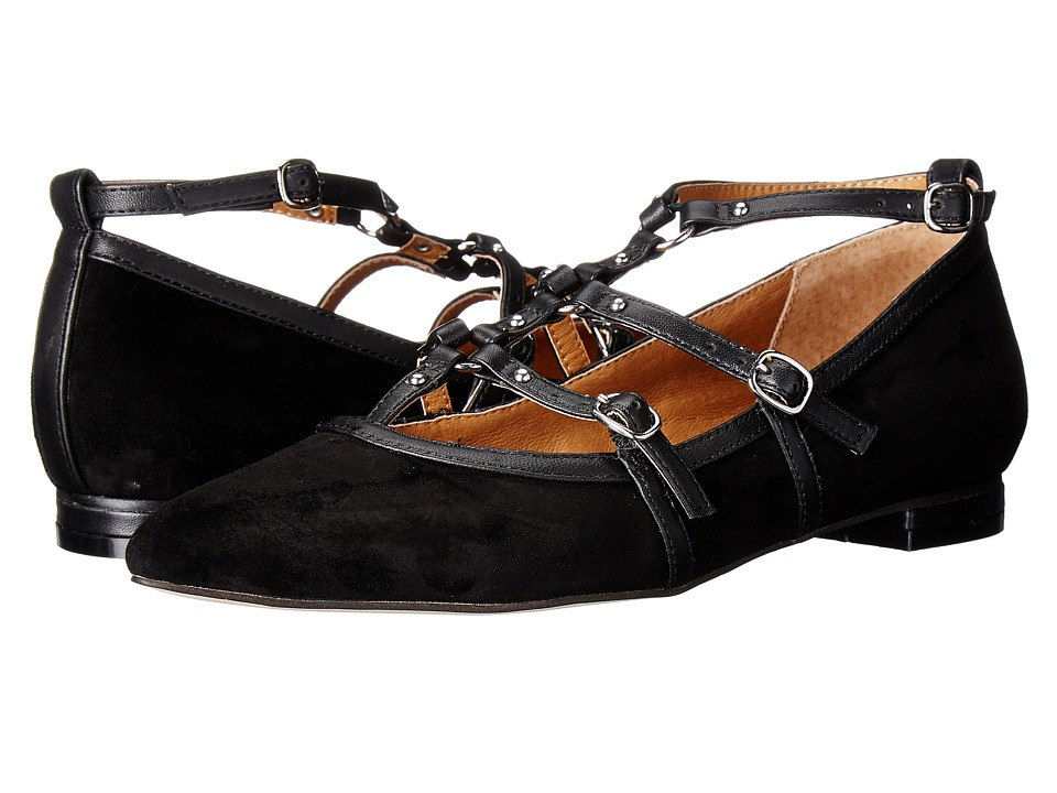 Corso Como - Mince (Black Suede) Women's Shoes