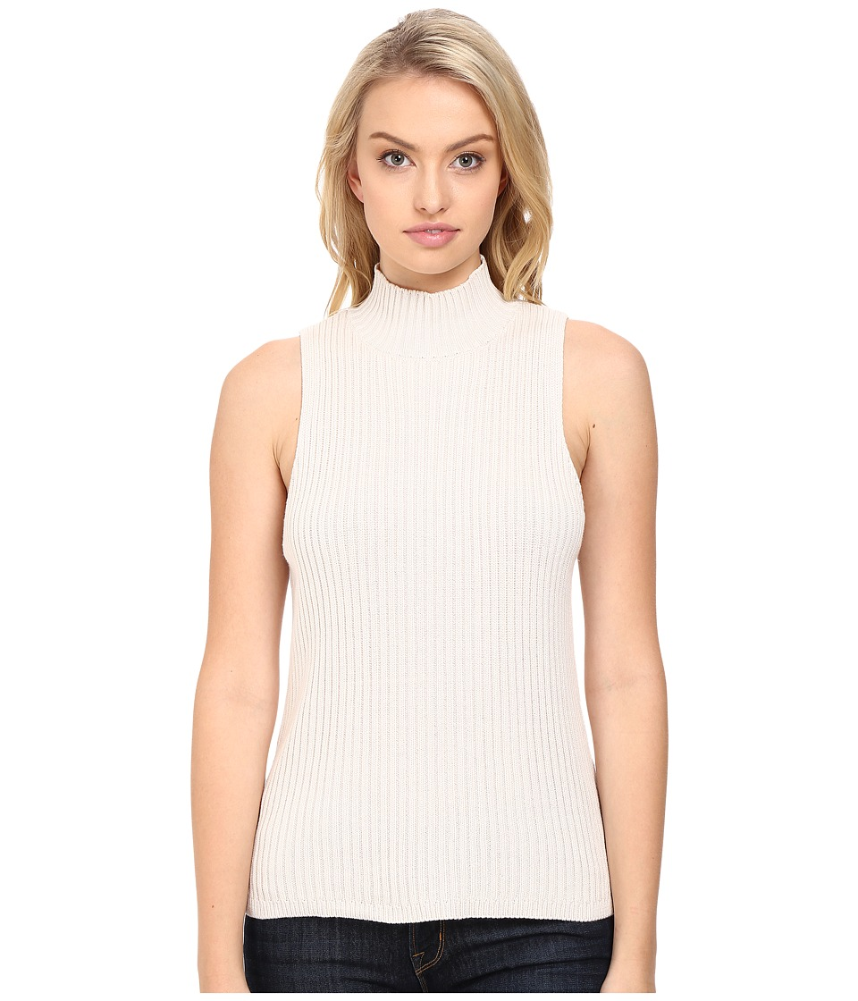 kensie - Cotton Blend Sleeveless Sweater KS8U5601 (Conch Shell Pink) Women's Sweater