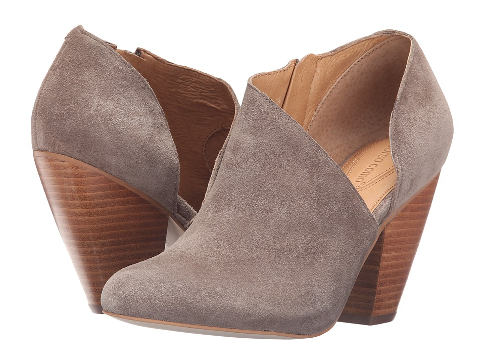 Corso Como - Yonkers (Taupe Suede) Women's Shoes