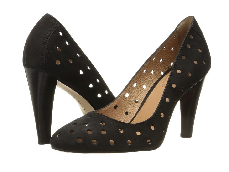 Corso Como - Sydney (Black Nubuck) High Heels