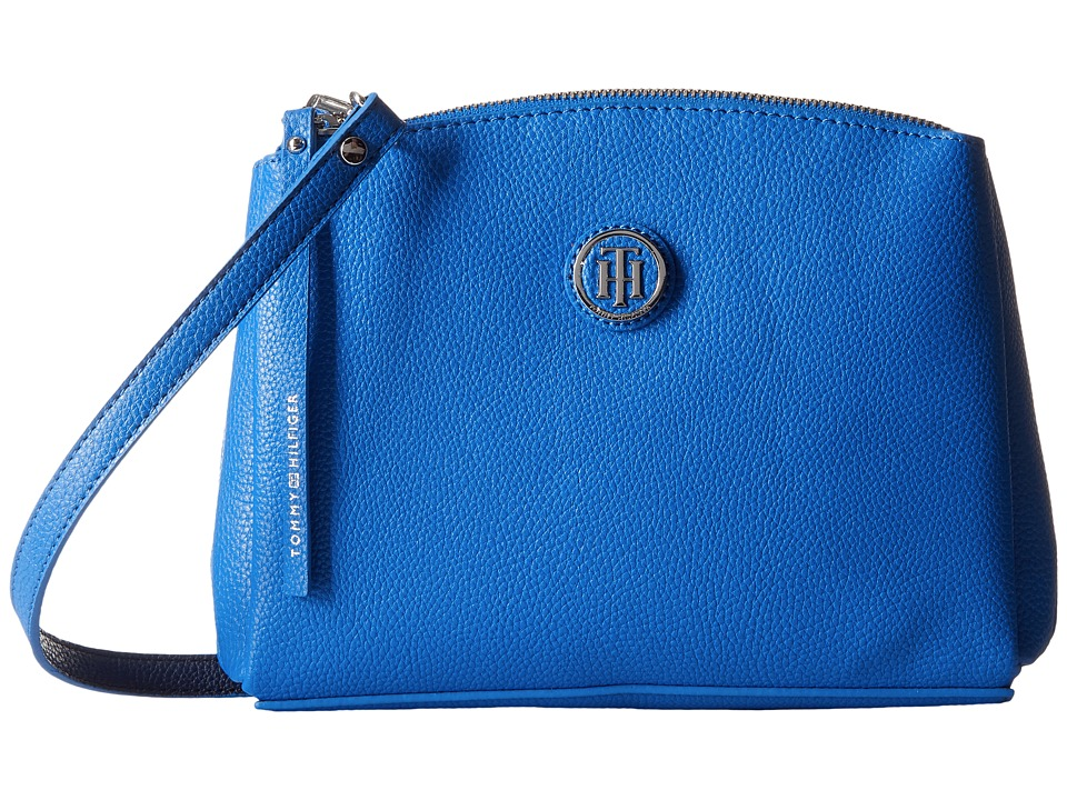 Tommy Hilfiger - Mara - East/West Crossbody (Bright Midnight/Navy) Cross Body Handbags