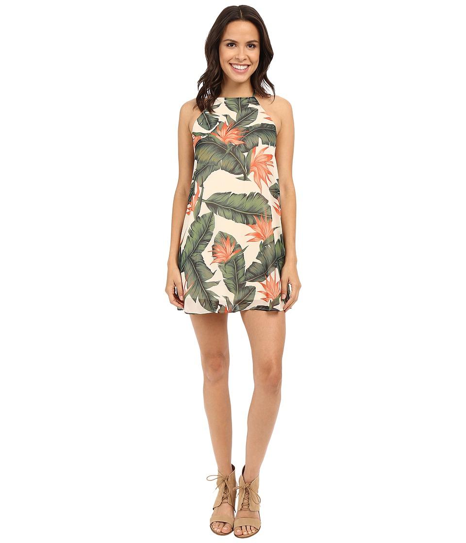 Show Me Your Mumu - Gomez Mini Dress (Paradise Found) Women's Dress