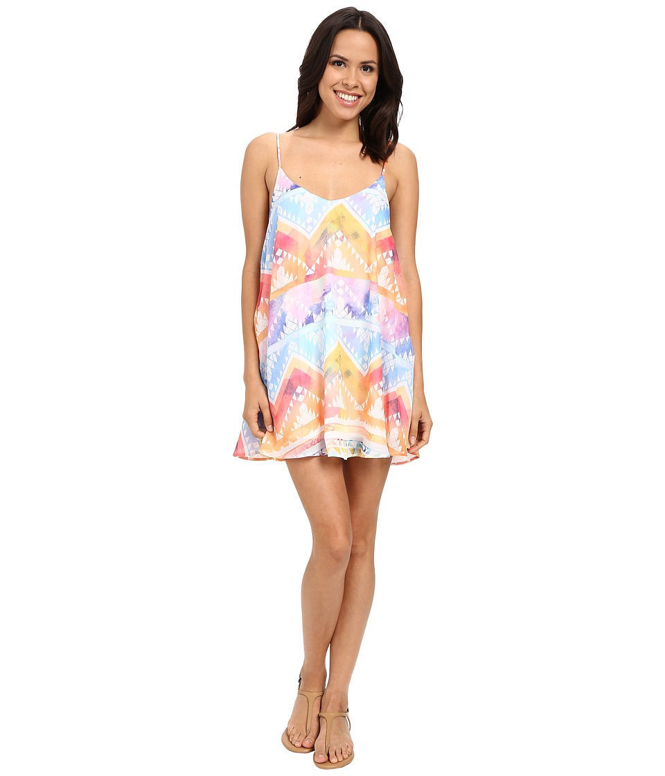 Show Me Your Mumu - Circus Mini Dress (Salvation Mountain) Women's Dress