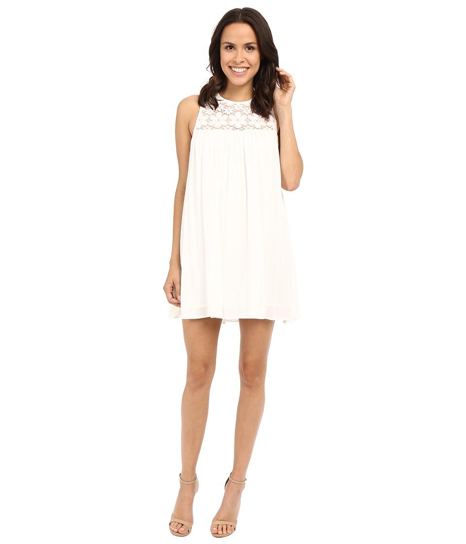 Show Me Your Mumu - Eden Babydoll Dress (White Cloud) Women's Dress