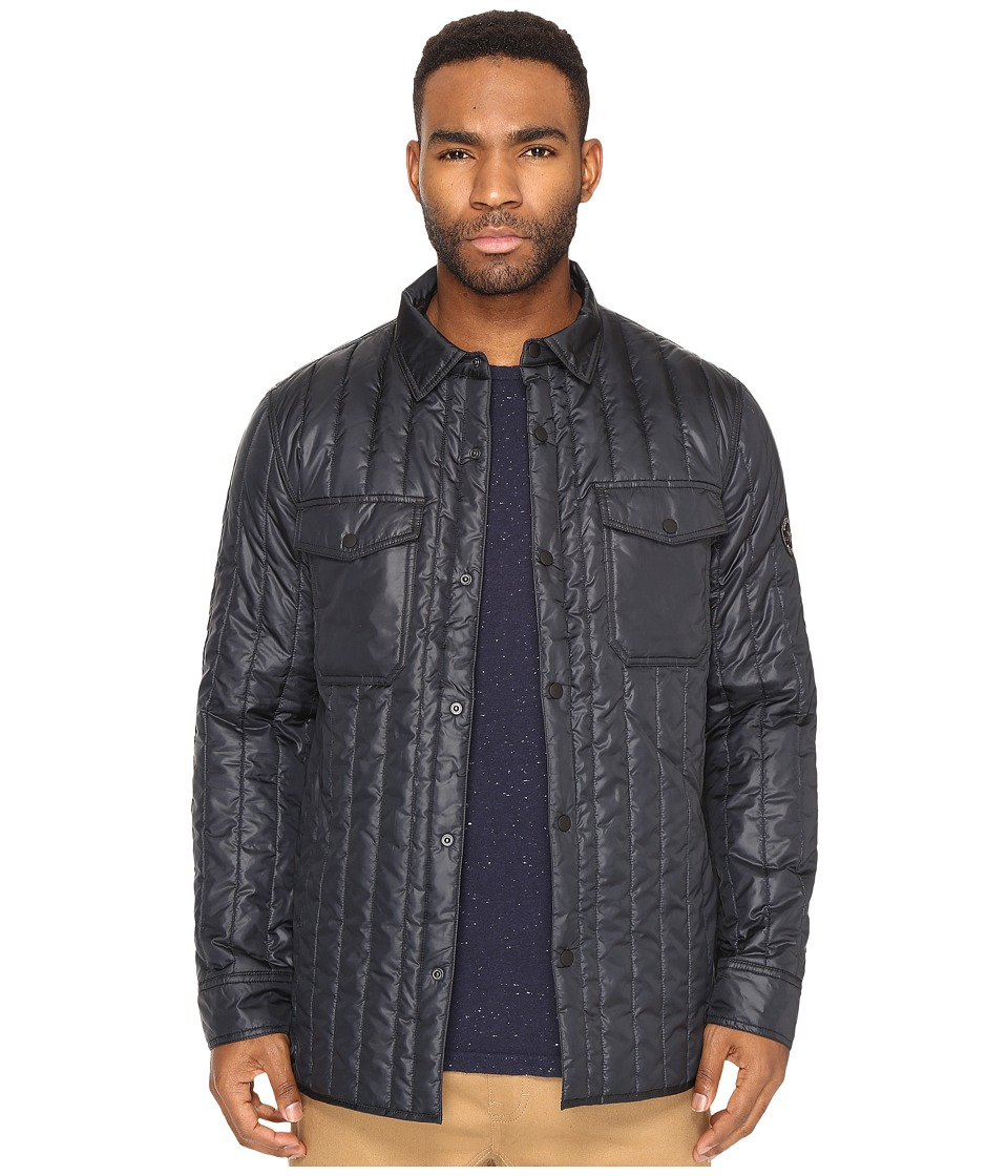 Converse - Core Packable Jacket (Black) Men's Coat