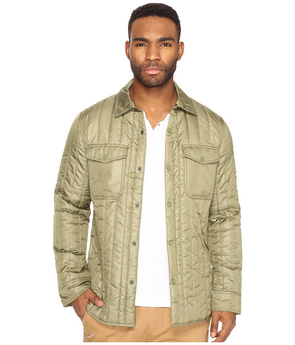 Converse - Core Packable Jacket (Fatigue Green) Men's Coat