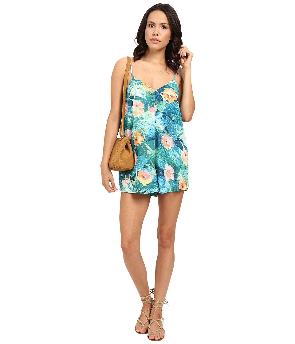Show Me Your Mumu - Rascal Romper (North Shore) Women's Jumpsuit & Rompers One Piece
